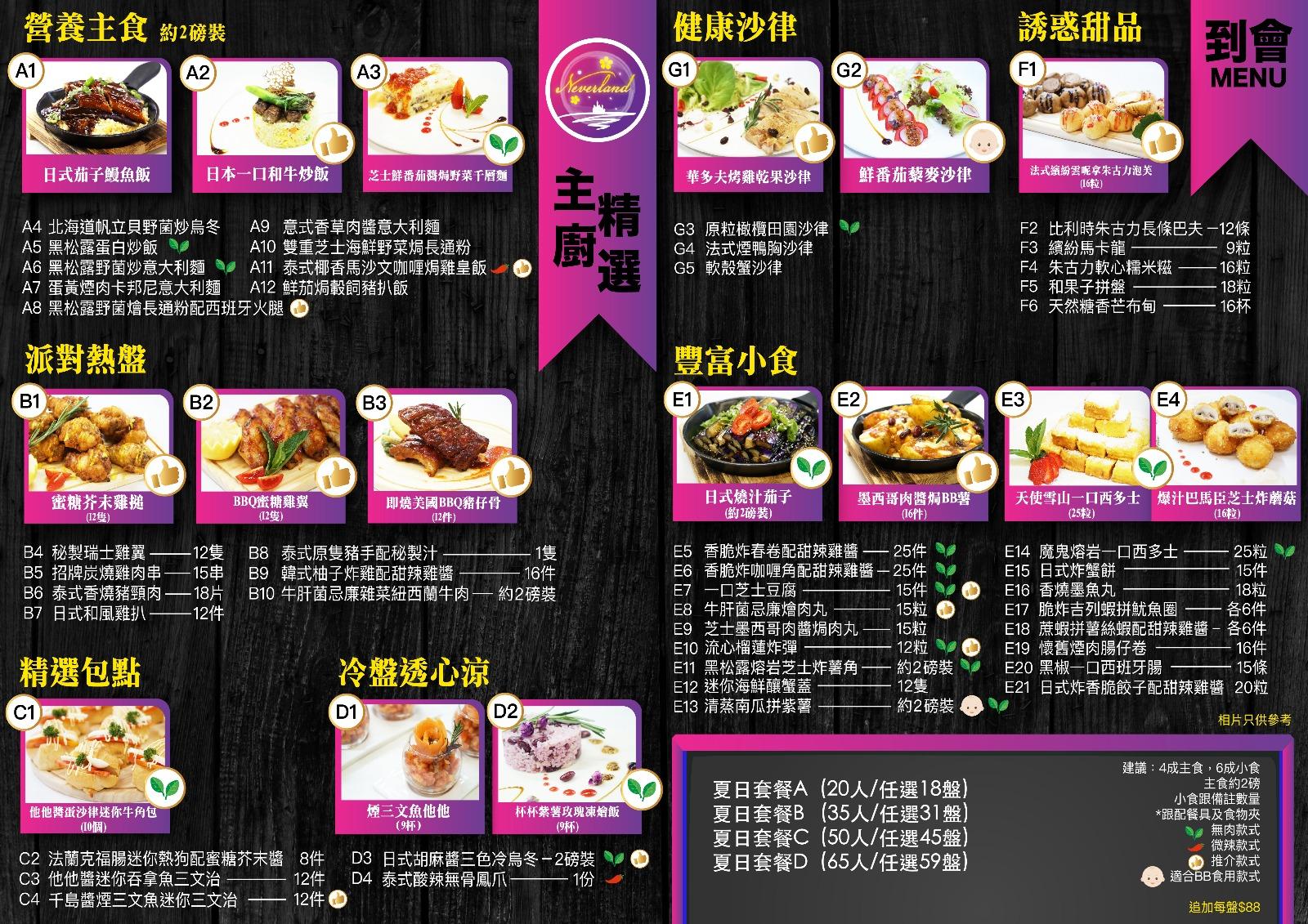 menu_neverland